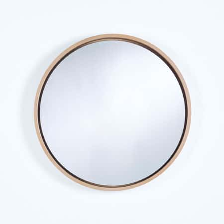 Radius M Oak Mirror from Deknudt