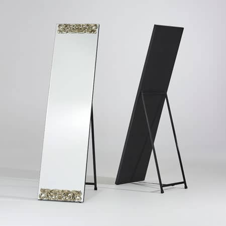 Slim Classic Standing Mirror from Deknudt
