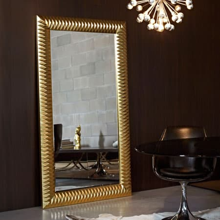 Nick L Gold Mirror from Deknudt