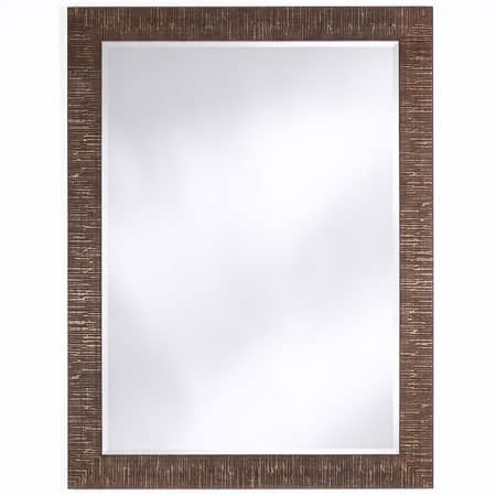 Toledo Bronze Rectangular Mirror from Deknudt