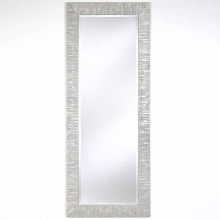 Toledo Silver Hall Mirror from Deknudt