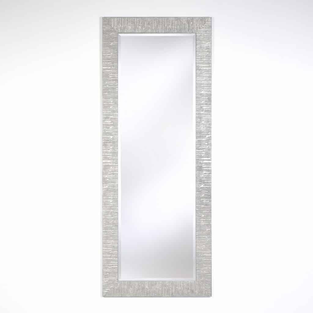 Toldeo Silver Hall Mirror From Deknudt Mia Stanza