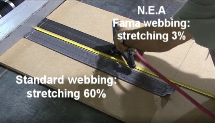 Fama webbing