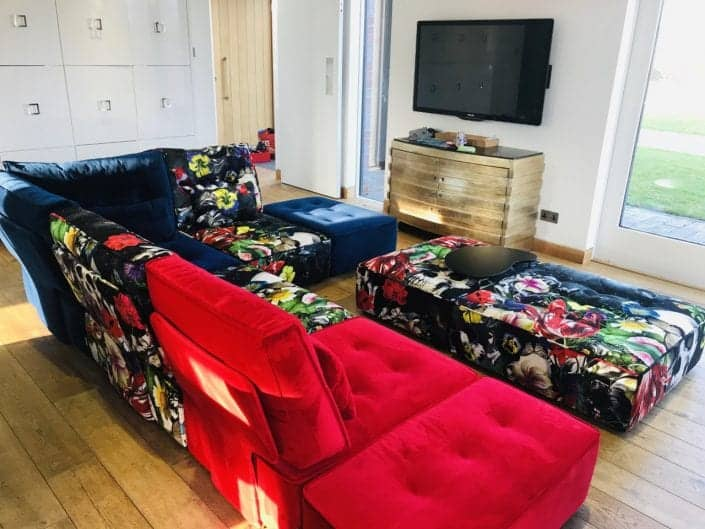 Arianne Love Corner Sofa