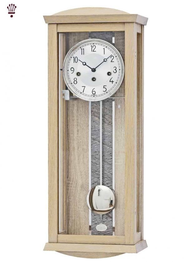 Alcova Mechanical Wall Clock