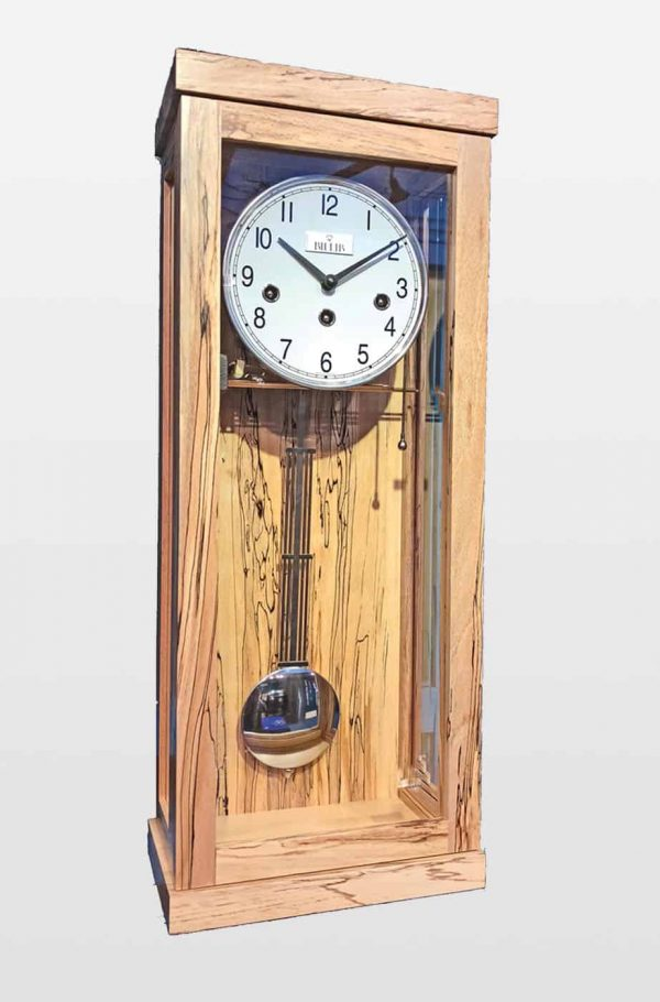 Giselle Mechanical Wall Clock
