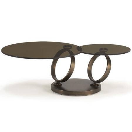 Anelli coffee table from Kesterport