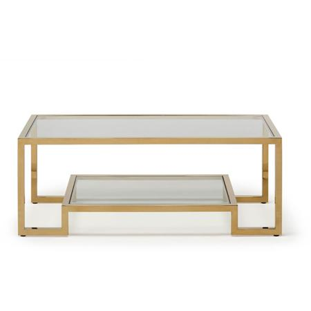 Outline coffee table from Kesterport