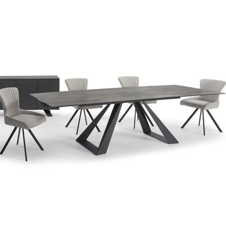 Spartan extending dining table from Kesterport