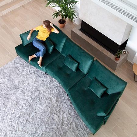 Kalahari sofa from Fama