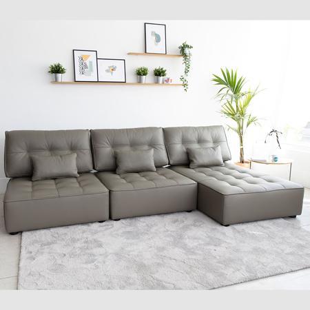 Arianne Love Leather Sofa