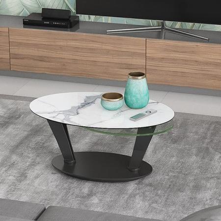 Ovalia Coffee Table