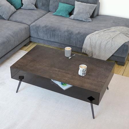 Boston coffee table Steel Ceramics