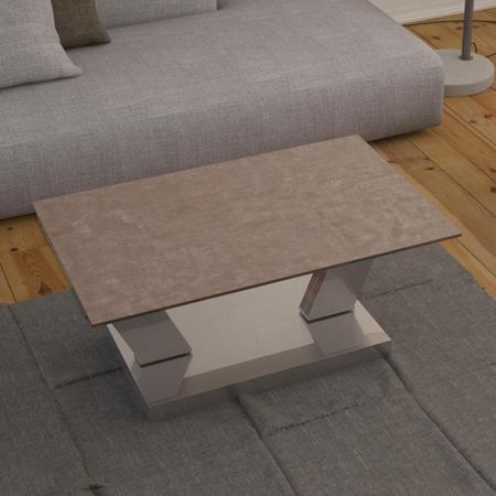 Modula Coffee Table Argile Ceramics